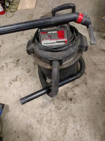 Photo Craftsman shop vac  misc. Tools - $25 (Winthrop)