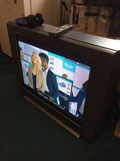 Photo Free 32 inch Sony Trinitron Flatscreen TV (St. Peter)