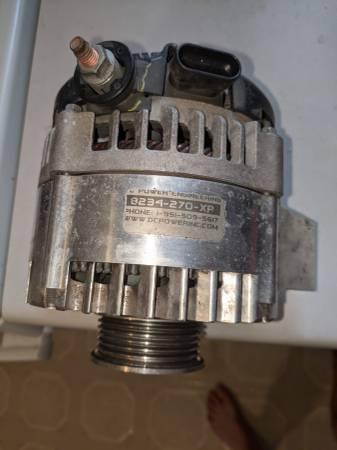 Photo High output alternator car audio DC power engineering - $300 (Saint Peter)