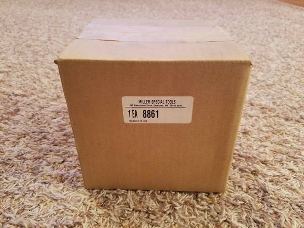 Photo Miller Tools MLR8861 Rear Axle Ball Joint RemoverInstaller kit, Jeep - $150 (Mankato)