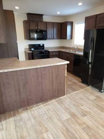 Photo Open-Concept, Easy Step by Step Financing for all New Homes, Microwave (Close to Health Care Services)