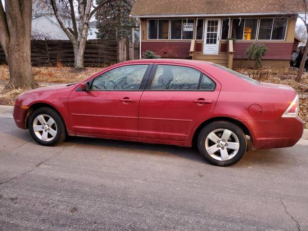 Photo Used 2006 Ford Fusion - $1,500 (Waseca)