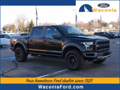 Photo Used 2017 Ford F150 4x4 Crew Cab Raptor for sale
