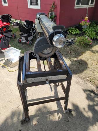Photo Vintage Sears Craftsman Radial Arm Saw - $75 (Fairmont)