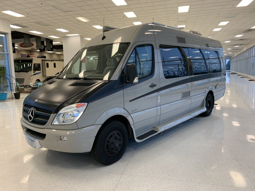 Photo Used 2014 Great West Vans Class B RV  $115000