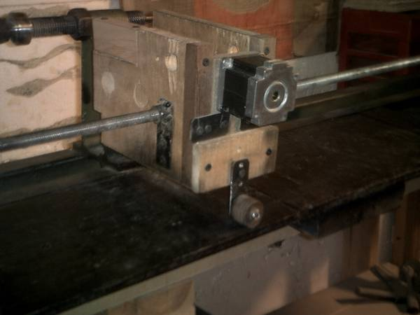 Photo central machinery wood lathe - $100 (sleepy eye)