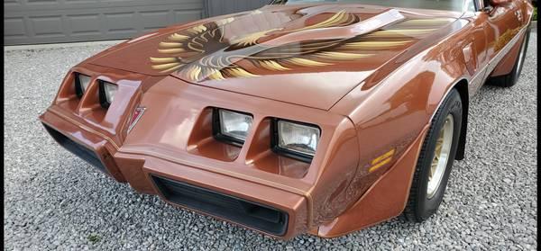 Photo 1980 Pontiac Trans Am WS6 31k org miles - $25,000 (West Salem)