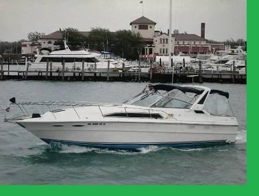 Photo 1989 Sea Ray 340 Sundancer - $16,000 (sandusky)