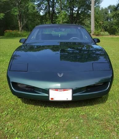 Photo 1991 Pontiac Firebird - $8,200 (Mansfield)