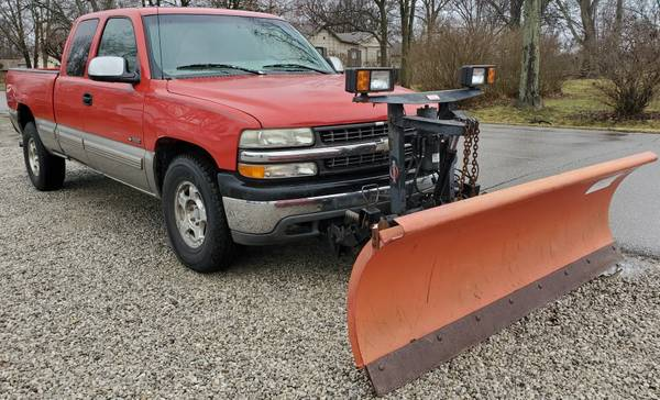 1999 Chevy Silverado Extended Cab 4x4 For Sale Zemotor