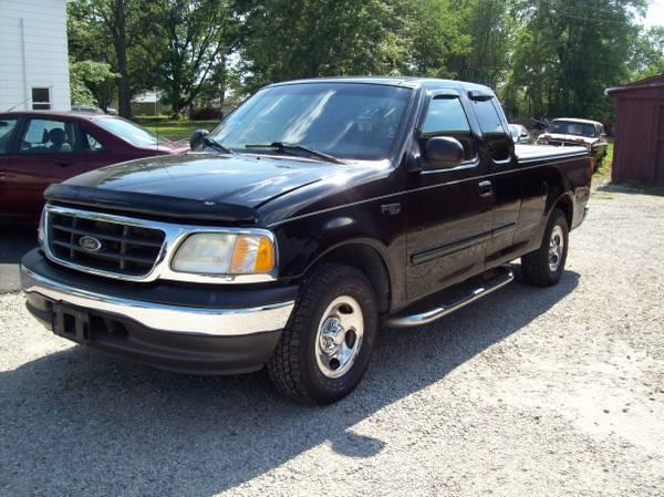 Photo 2003 Ford F150 XLT Pickup - $5,995 (Medina)