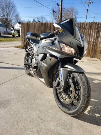 Photo 2008 Honda CBR600RR - $5,500 (Willard)