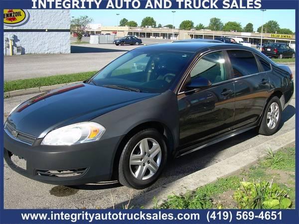 Photo 2010 Chevy Impala LS - $2,150 (Bucyrus Ohio)