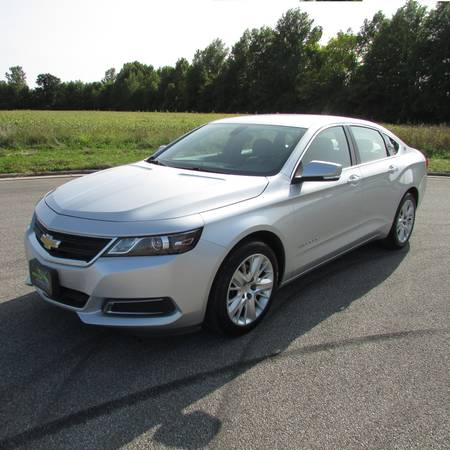 Photo 2014 CHEVY IMPALA LS 1 OWNER - $12,995 (BUCYRUS)