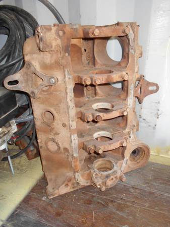 Photo Chevy 3951511 Small Block V8 1970-1972 400 4 bolt Engine - $400 (Johnsville, OH)
