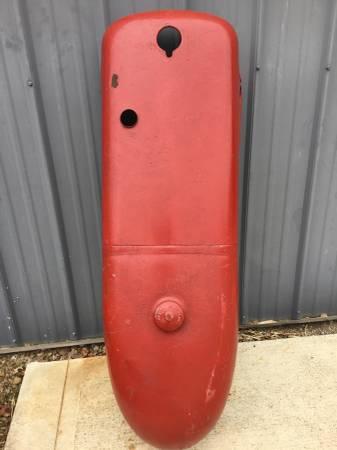 Photo Farmall Cub Hood  Gas Tank - $75 (Ashland)