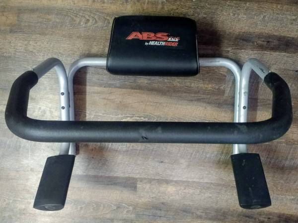 Photo Healthrider Abs T45 Abdominal Crunch Sit Up Roller - $2 (Bellville)
