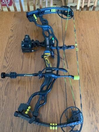 Photo Hoyt Carbon Spyder 30quot - $550 (Mount Gilead)