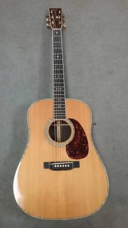 Photo MARTIN D41 Special guitar Custom Shop - $3800 (Norwalk)