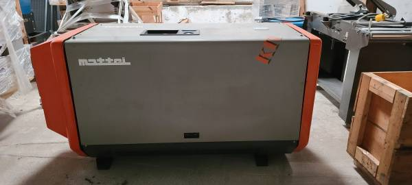 Photo Mattei 1022L 30 HP Motor Power Base Mounted Air Compressor - $3,000 (Shelby)
