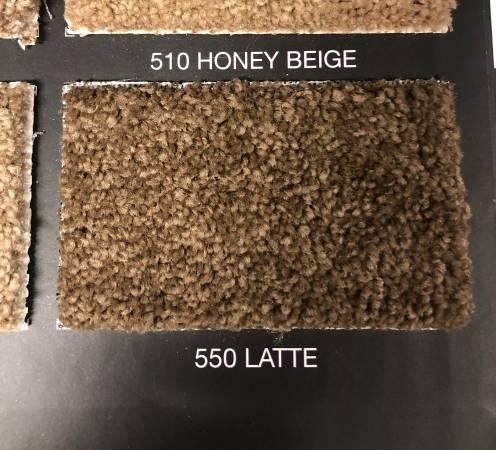 Photo New carpet remnant  12 x 15 6 - $158 (Bellville)