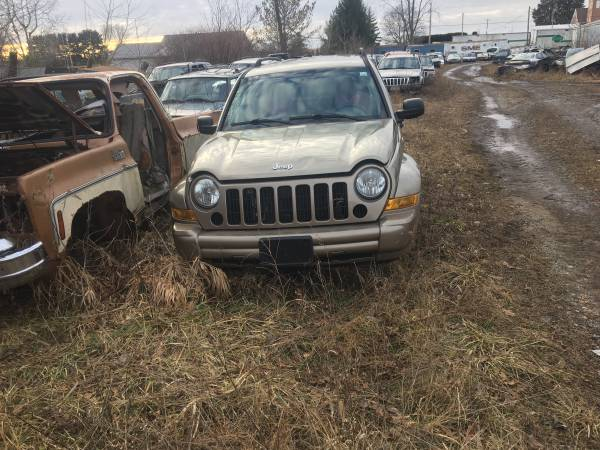 Photo Parting out 07 Jeep Liberty (Galion Ohio)