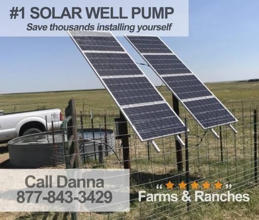 Photo RPS Compact Solar Water pumps systems lower consumption No More windmi - $1,550 (All over Ohio)