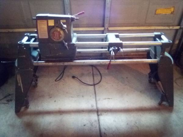 Photo Shopsmith mark v with several attachments - $6000 (Fredericktown)