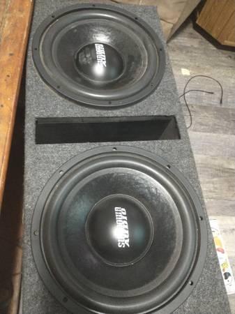 Photo Sundown audio subsmore - $400 (Mansfield)