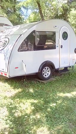 Photo Teardrop trailer - $9,800 (Mansfield)