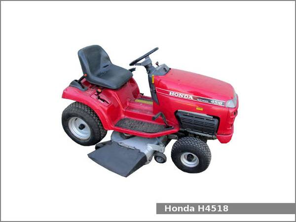 Photo Transaxle For Honda H4518 Riding Mower - $600 (Mansfield, OH)