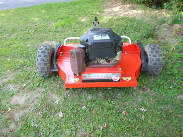 Photo Very nice DR Pro 20 field and brush mower - $2,150 (wadsworth)