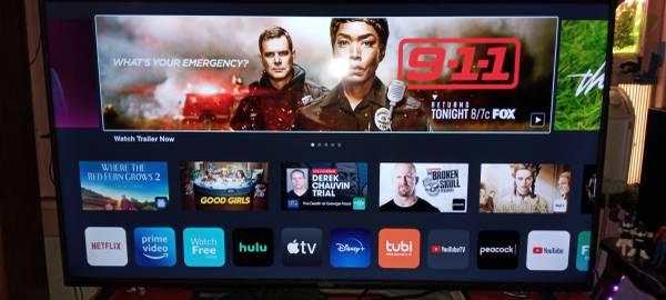 Photo Vizio 4k smart TV HDR - $240 (Mansfield)