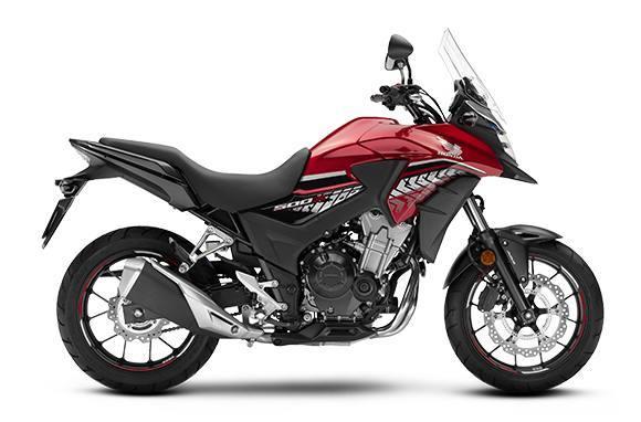 Photo 2017 Honda CB500X $5999