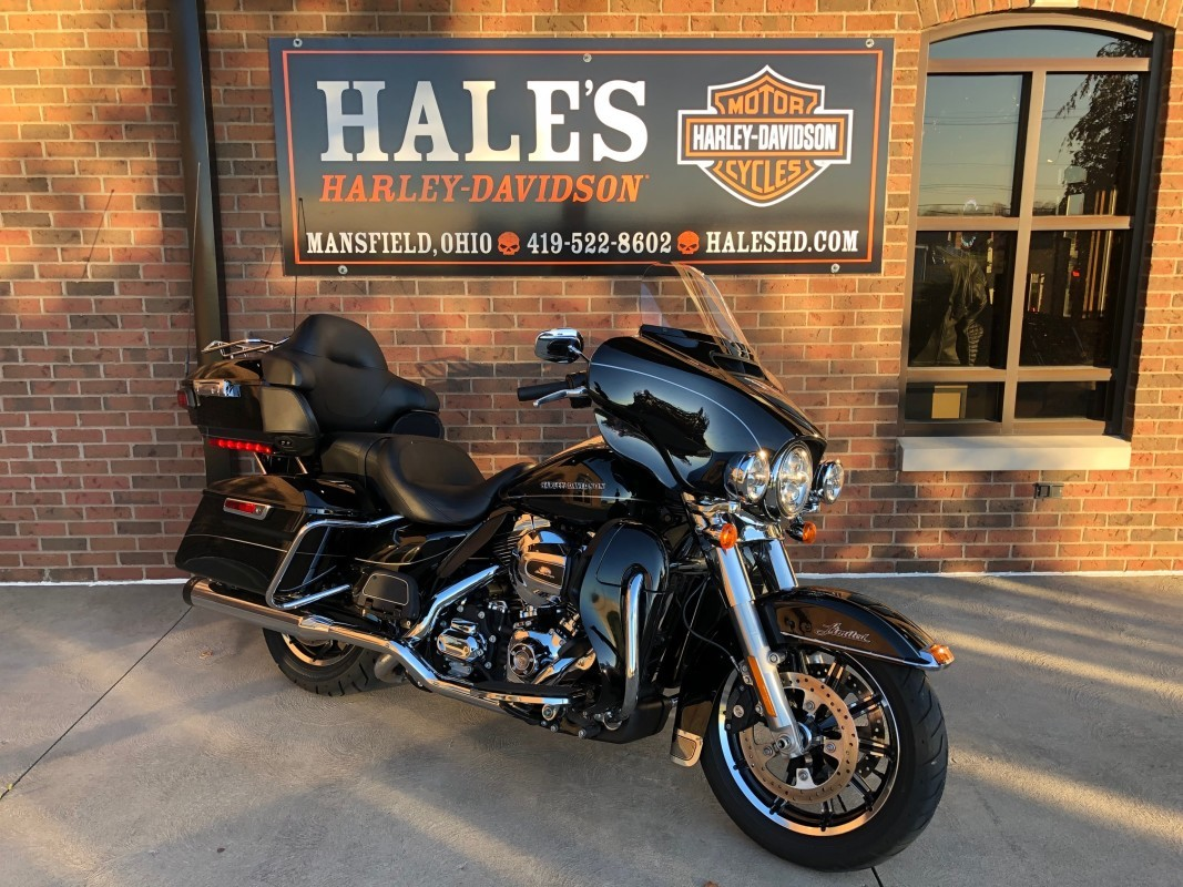 Photo 2016 Harley-Davidsonxc2xae Ultra Limited $18999