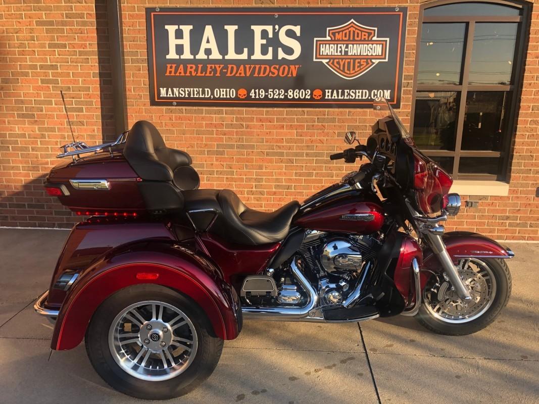 Photo 2016 Harley-Davidsonxc2xae Tri Glidexc2xae Ultra $27999