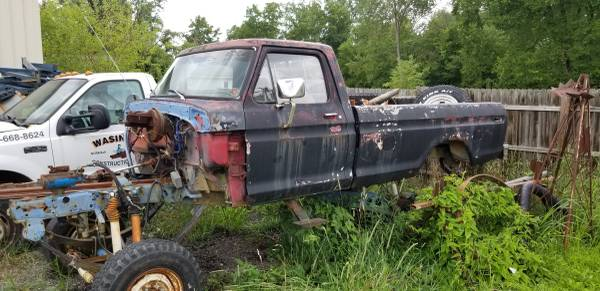 Photo pre 79 FORD trucks and parts - $100 (Norwalk)