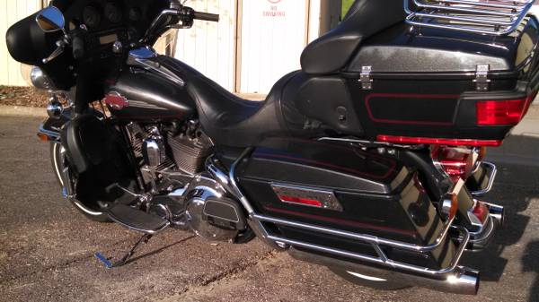 Photo 07 harley ultra classic - $6,700 (Lakeville)