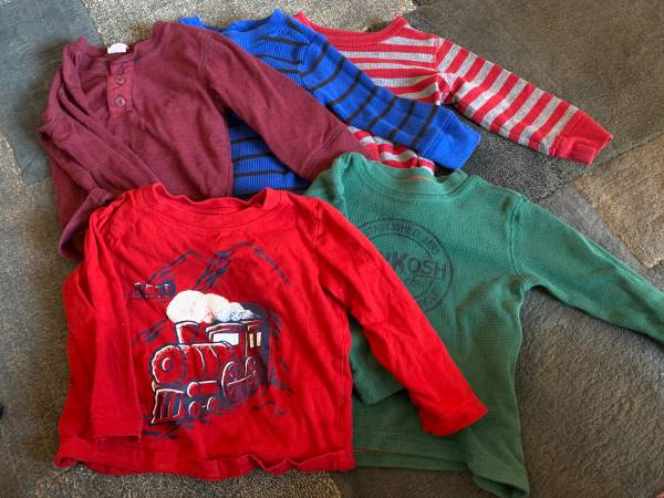 Photo 18 month toddler boy clothing lot - $20 (Apple Valley)