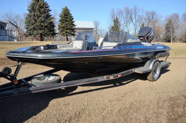 Photo 1988 King Fisher Bass Boat - - $4,900 (Evansville)