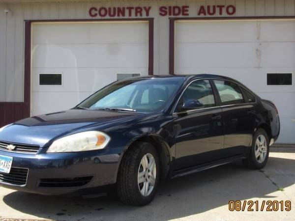 Photo 2010 CHEVROLET IMPALA  Countryside Auto Minneota - $6400 (Minneota)