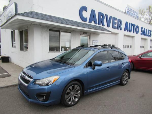 Photo 2014 Subaru Impreza Premium Hatchback AWD 113K Warranty - $7,995 (St. Paul)