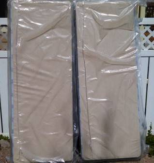 Photo Brand new Queen Size 2 piece Split Box Spring - $150 (So Minneapolis (can deliver)