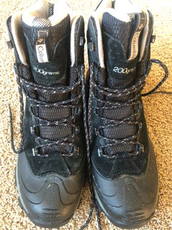 Photo Columbia Men39s Bugaboot Winter Boots (Sz 10) - $60 (Saint Michael)