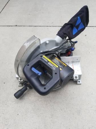 Photo Delta Shopmaster 10 inch Miter Saw - $50 (Minneapolis)