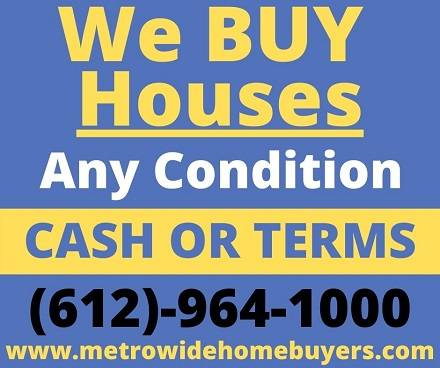 Photo Did you just search for quot I WANT TO SELL MY HOUSE FASTquot We can help (hennepin co)
