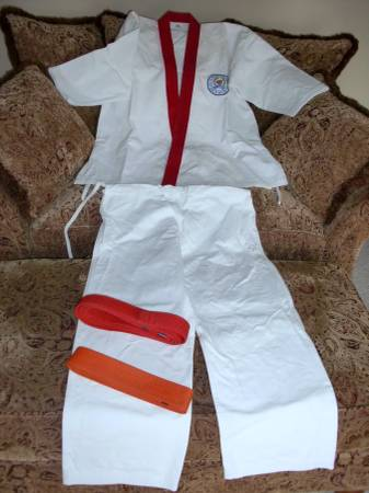 Photo Karate Uniform Youth - $25 (St. Louis Park)