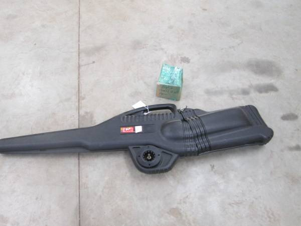 Photo Koplin Hard Gun Case for ATV - $40 (Oronoco MN)