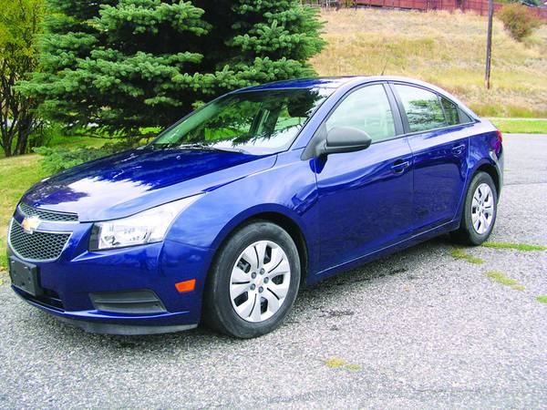 Photo Parts of 2013 Chevy Cruze - $1 (St. Paul)
