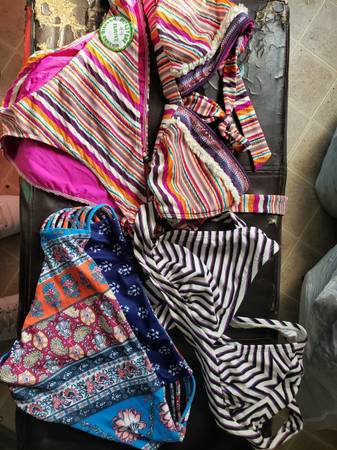 Photo Swimsuits ,pants,love Pink and a pair of vans (Pipestone)